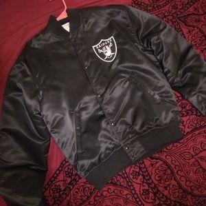Raiders Starter Proline vintage bomber jacket